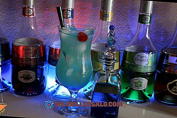 Ce este Blue Vodka?