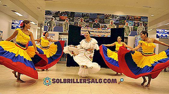 Gli strumenti della regione di Orinoquia della Colombia