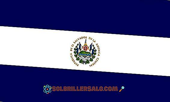 ธงของเอลซัลวาดอร์: ประวัติศาสตร์และความหมาย