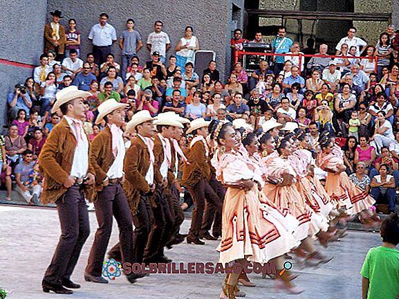 As 5 Danças e Danças Mais Populares de Tabasco