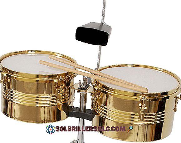 I 10 strumenti ritmici più comuni