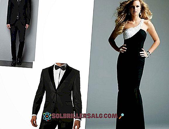 Abbigliamento formale: codice, tipi, in donne e uomini