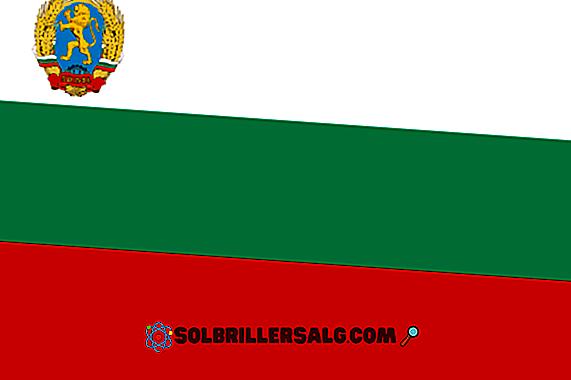 علم بلغاريا التاريخ والمعنى