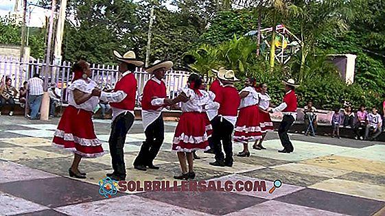 5 danser og typiske danser av zacatecas