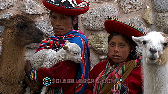 Etnisk mangfold i Peru: De 10 viktigste folkene