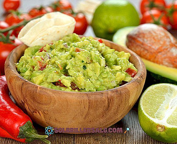 Tipiški Guanajuato maisto produktai: 5 geriausi patiekalai