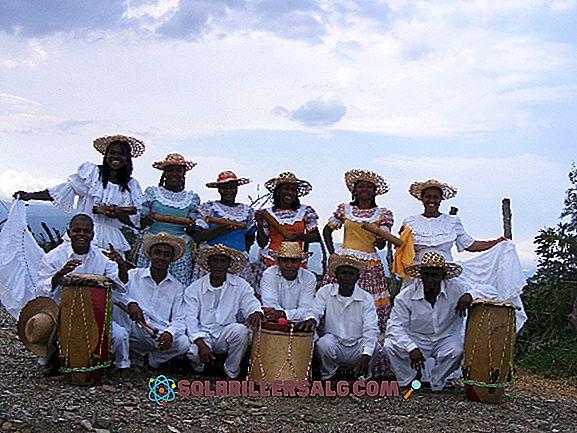Culture de la région du Pacifique: principales caractéristiques