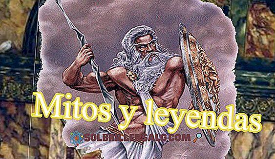 3 somiglianze tra miti e leggende