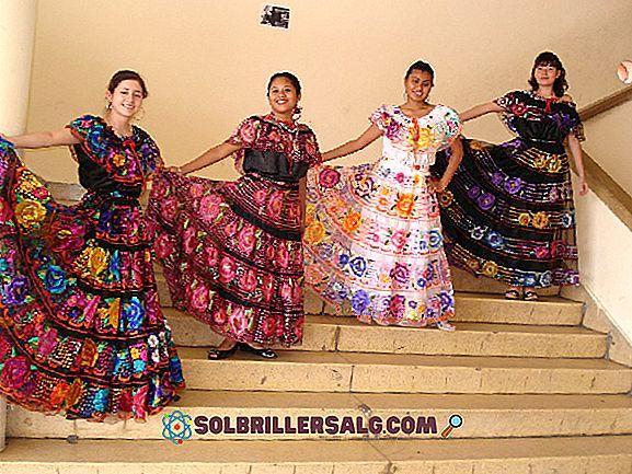 Was sind die kulturellen Komponenten von Chiapas?