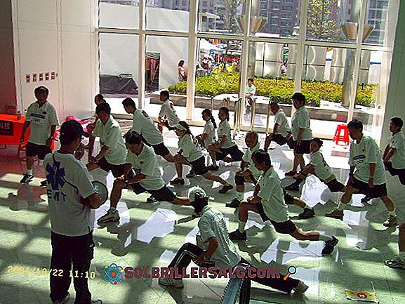 Cele 6 tipuri de rezistență în educația fizică majoră