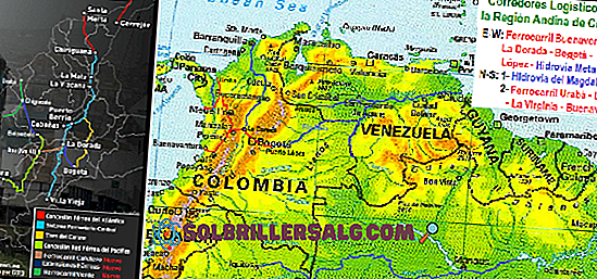 25 gåter av Andes-regionen Colombia