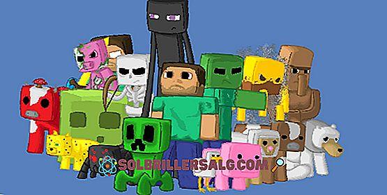 8 Ana Minecraft Karakteri