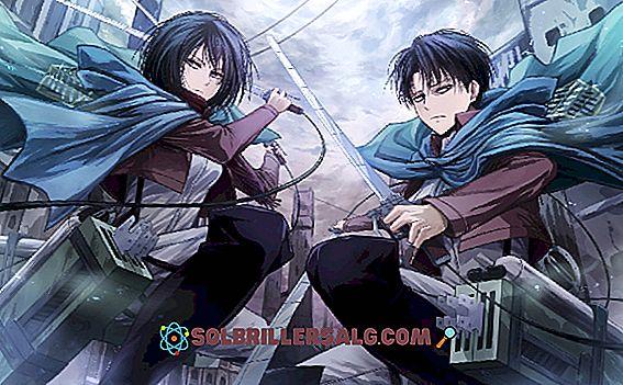 Shingeki No Kyojin: Аргумент, герои и сезони