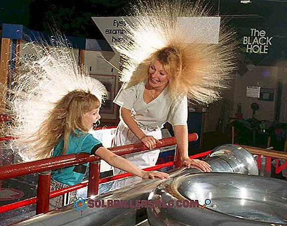 fysikk - Statisk elektrisitet: Hvordan det produseres, Typer, Eksempler