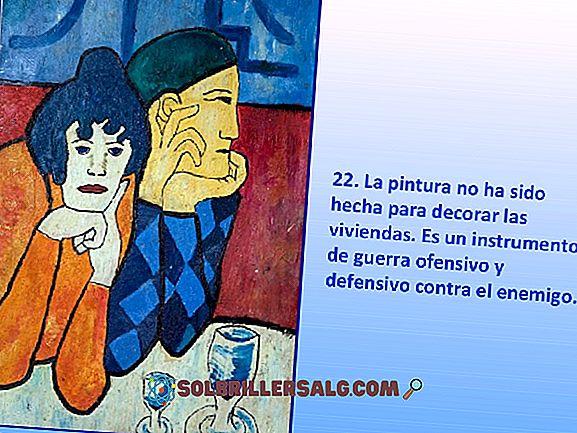 100-те най-добри фрази на Пабло Пикасо