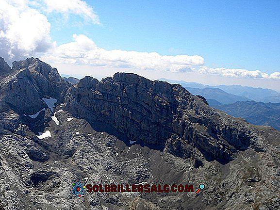 Галисийски масив: геоложки произход и характеристики