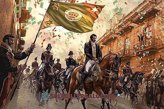 10 Klausimai apie Meksikos nepriklausomybę