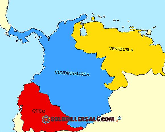 3 Konsekuensi pembubaran La Gran Colombia