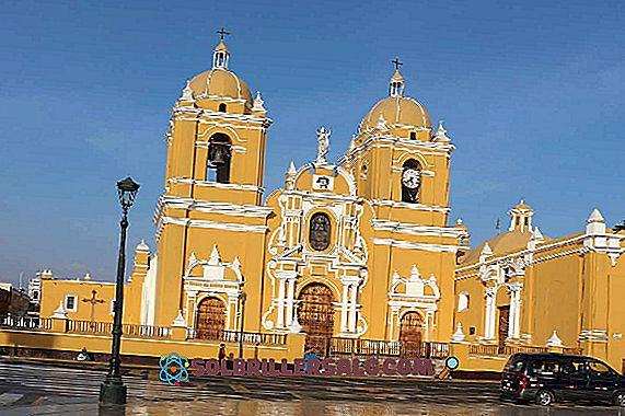 Escudo de Trujillo (Перу): История и значение