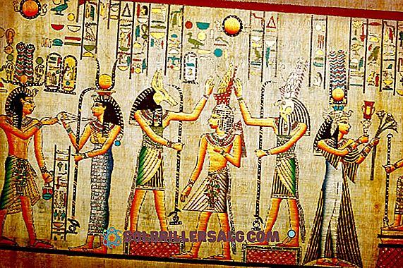 I 50 dei più importanti dei egizi e le loro storie