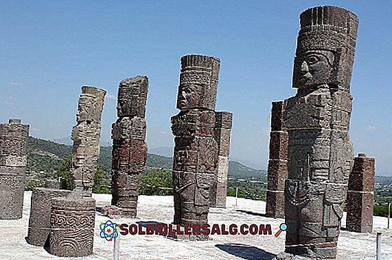 En Önemli 30 Toltec Tanrıları