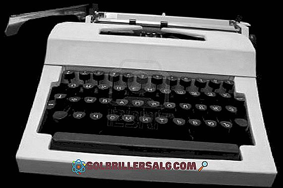 L'histoire de la machine à écrire (de 1829 à aujourd'hui)