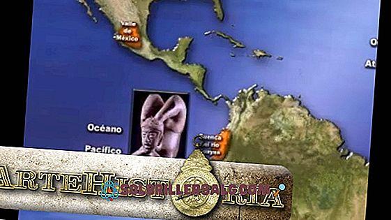 Le 6 regioni culturali mesoamericane più importanti