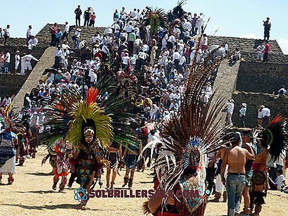 Como era o traje cultural de Teotihuacán?