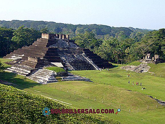Les 5 zones archéologiques les plus importantes de Tabasco