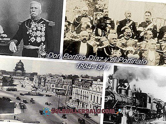 Porfirio Díaz: Biografia, Prezydencja, okresy prezydenckie