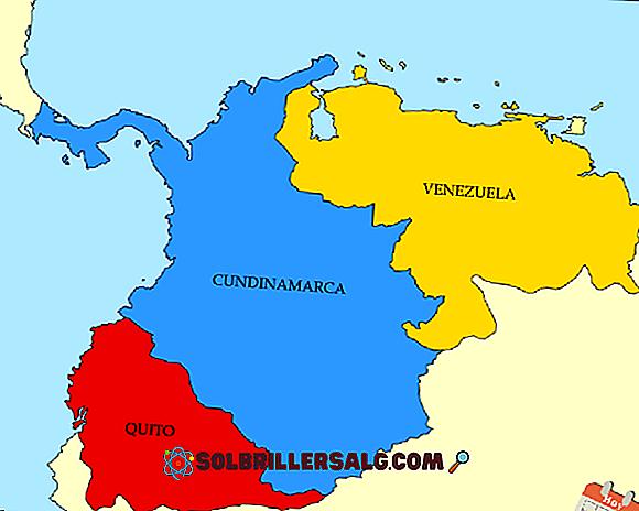 Le cause della dissoluzione della grande Colombia