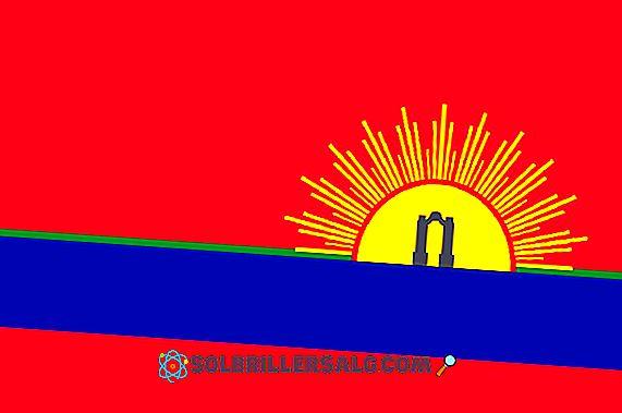 Venesuelos herbas: istorija ir prasmė