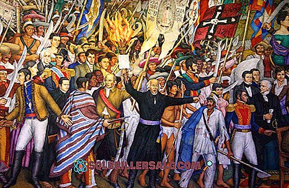 В какъв век започнало независимостта на Мексико?