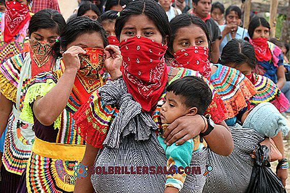 Oaxaca'nın En Önemli 5 Etnik Grubu