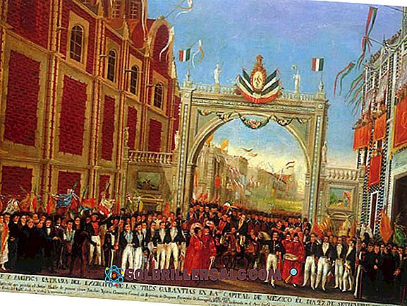 Coronaron ไปยัง Iturbide เป็นจักรพรรดิอยู่ที่ไหน