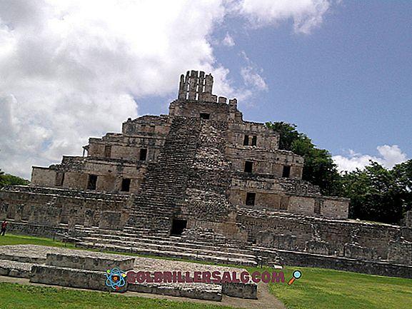 De 15 viktigste Maya-seremonielle sentrene