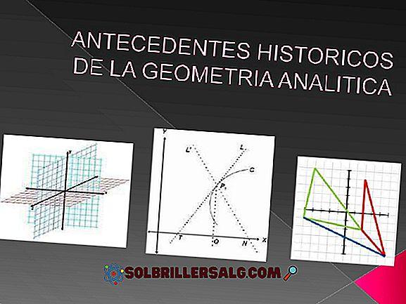 Antecedentes Históricos da Geometria Analítica