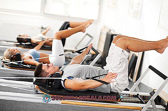 näring - Vad är Pilates?