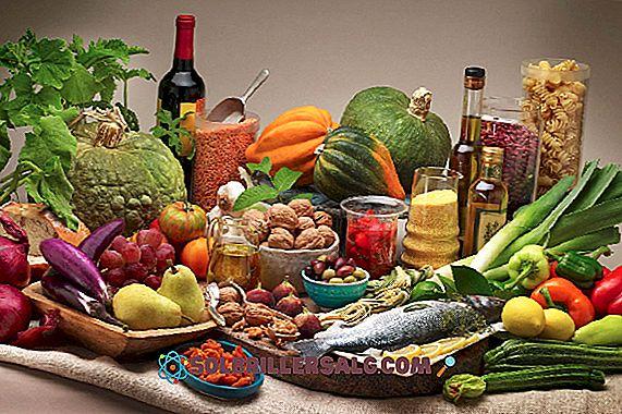 Com'è la dieta coreana?  Alimenti principali