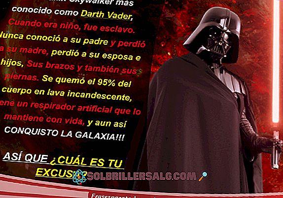 101 Geriausios Darth Vader frazės