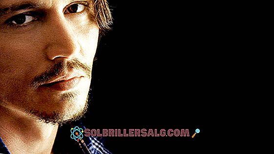 100 geriausių Johnny Depp frazių