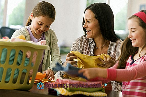 10 obligații ale copiilor din casă pentru ajutor