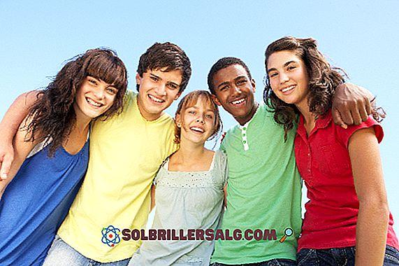 Adolescenta timpurie: schimbări de vârstă, fizică și psihologică