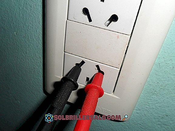 الكهربية: المقاييس ، الاختلاف ، المنفعة والأمثلة