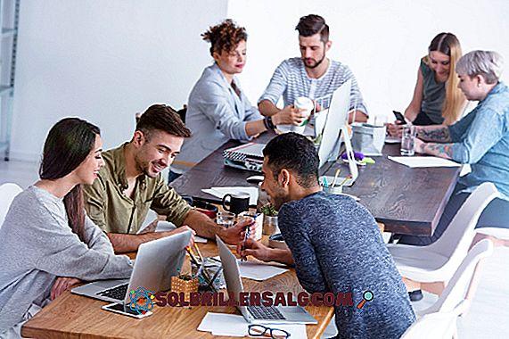 arbete - 10 Egenskaper för bra lagarbete